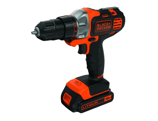 Шуруповерты Black&Decker в Украине